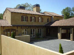 Montaluce winery and estates homes in dahlonega for sale for Dahlonega ga cabins for rent